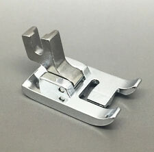 1/4 inch Double Welting Piping Cording Foot Screw On Singer Brother Janome +++