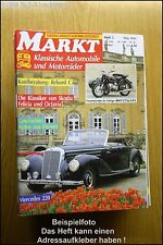 Oldtimer Markt 5/91 Opel Rekord C DB 220 BMW R 51/2