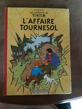 Tintin - L'affaire Tournesol - 1956