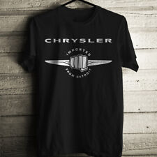 Chrysler Imported From Detroit Wing Logo New T-Shirts