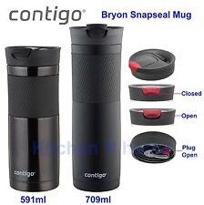 Contigo Byron SNAPSEAL Insulated Travel Mug, coffee mug, Stainless Steel Flask