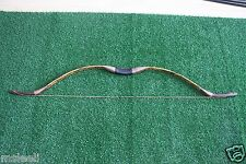 55 LB Handmade Traditional bow Simulate snake skin leather Mongolian Longbow