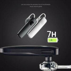 Plantronics Explorer 500 Bluetooth Wireless HD Voice Black 2021