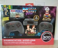 Data East Hits My Arcade Gamestation Wireless 300 Games New Sealed