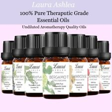 Essential Oils 100% Pure Aromatherapy Grade ~ 10ml  Buy 6 Get 1 Free