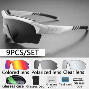 RockBros Cycling Sunglasses Polarized / Photochromatic Glasses UV Protection UK