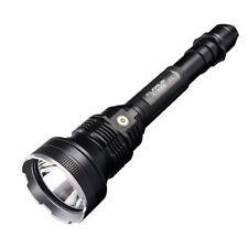 Klarus XT30R Rechargeable LED Flashlight - Magnetic recharging port- 1800 Lumens