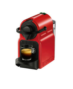 Macchina da caffè Krups Nespresso Inissia XN1005K Rosso Capsule