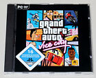 GTA - VICE CITY - PC DVD JEWEL CASE - GRAND THEFT AUTO III - NEUWERTIG