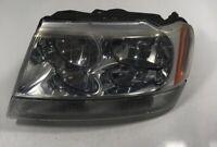 Jeep Grand Cherokee PASSENGER LEFT HEAD LIGHT LAMP 30987 Limited 1999 to 2005