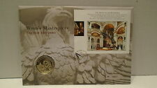 Great Britain 2008 cover Wren's masterpiece with St Pauls Cathedral medallion