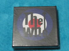 The Who 4 Piece Drinks Coaster Set Officially Licensed New & Sealed Free UK P&P