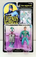 "Vintage 1995 Kenner DC Legends Of Batman The Riddler 5"" Action Figure"