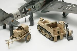 Tamiya 1/48 Military Miniature No.33 German Power Supply Vehicle 32533 Japan