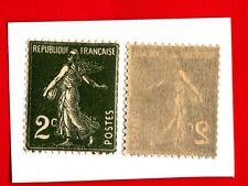 VARIÉTÉ- N°278 Neuf **- ( Papier mince transparent )-  SEMEUSE