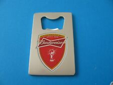 BUD Budweiser Key Ring / Bottle Opener. FIFA 2014 World Cup. Rise as One