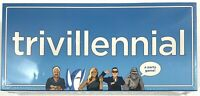 Trivillennial - The Trivia Game For Millennials A Party Game Brand New