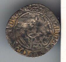 Cincin19,Interesante Moneda de plata del Imperio Español ,a identificar,1,46gr