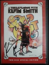 Sold Out - A Threevening with Kevin Smith (DVD, 2008) *Signed by Kevin Smith*