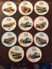 New listing nice lot of equipment mining stickers