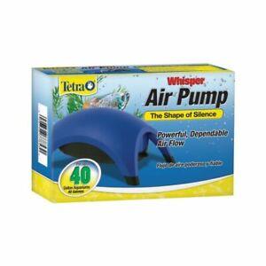 Tetra 77853 Whisper 40-Gallon Air Pump