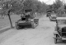 34.Infanteriedivision-Sanitäts Kompanie-Minsk-Smolensk-1941-Panzer-Tank-25
