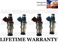 Genuine Denso Set Of 4 Fuel Injectors for 91-94 Toyota Tercel 1.5L 23250-11010