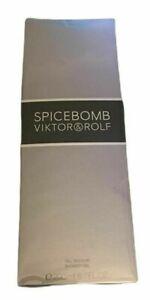 Viktor & Rolf Spice Bomb Pour Homme Shower Gel 200 ml BRAND NEW !