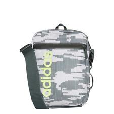 adidas Men Boys Shoulder Bag Linear Organizer Fashion Gym Training Dt5657 f8f3eea5154c8