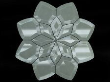 STAINED GLASS SUPPLIES BEVEL CLUSTER SC 69