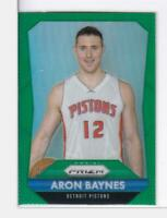 2015-16 Aron Baynes Panini Prizm Pistons Prizm Linght Green