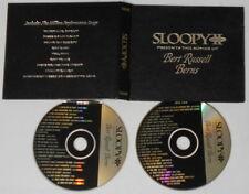 Led Zeppelin, Ron Wood, Otis Redding, Solomon Burke, Ben E King  U.S. promo 2 cd