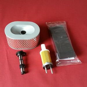 Filtersatz Set für Bomag BPR 55//65 BPR55//65 mit Lombardini Motor