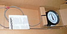 ASHCROFT THERMOMETER 600A-01-C03-B01-A1-L01-AK