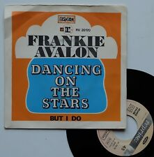 "SP Frankie Avalon  ""Dancing on the stars"""