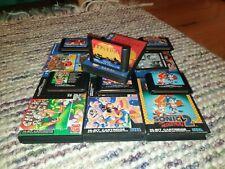 Sega Megadrive Boxed Games Bundle inc. Cool Spot Hollywood, Jungle Book, Lion K