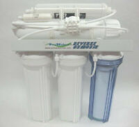 "10""  50-200 GPD Reverse Osmosis  RO drinking Water Filter system"