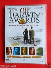 dvds winona ryder joseph fiennes the darwin awards finn taylor film commedie gq