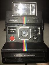 00004000 Polaroid Time-Zero OneStep Land Camera with Polaroid 2351 Q-Light Flash