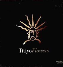 TITIYO - Flowers - Arista 1990 – Cat. # 613 212