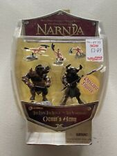The Chronicles of Narnia Collection - OTMIN'S ARMY - new in box MINOTAUR HASBRO