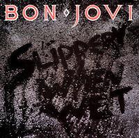 BON JOVI : Slippery When Wet CD