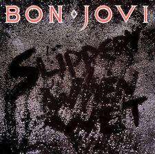 Slippery When Wet by Bon Jovi CD Island/Mercury w/no booklet or jewel case