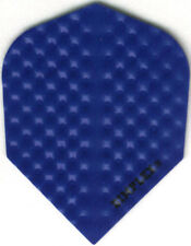 All Blue Dimplex Dart Flights: 3 per set
