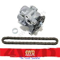 Oil Pump & Chain SET - Suzuki Vitara 2.0-V6, Grand Vitara 2.5-V6, XL7-2.7 V6