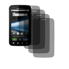 4x Clear Screen Protector for Motorola Atrix 4G MB860