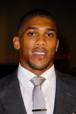 Anthony Joshua Poster Picture Photo Print A2 A3 A4 7X5 6X4