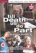TILL DEATH DO US PART 1974 SERIES DVD Warren Mitchell  UK Release New Sealed R2
