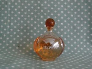 Alter Parfum Flakon 100ml  Sammlerflakon D'orchidee Ives Rocher