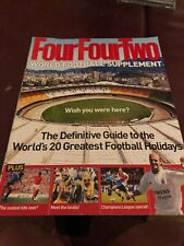 FOUR FOUR TWO WORLD FOOTBALL SUPPLEMENT 2003